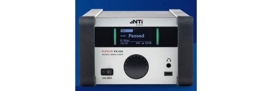 Máy phân tích âm thanh FLEXUS FX100